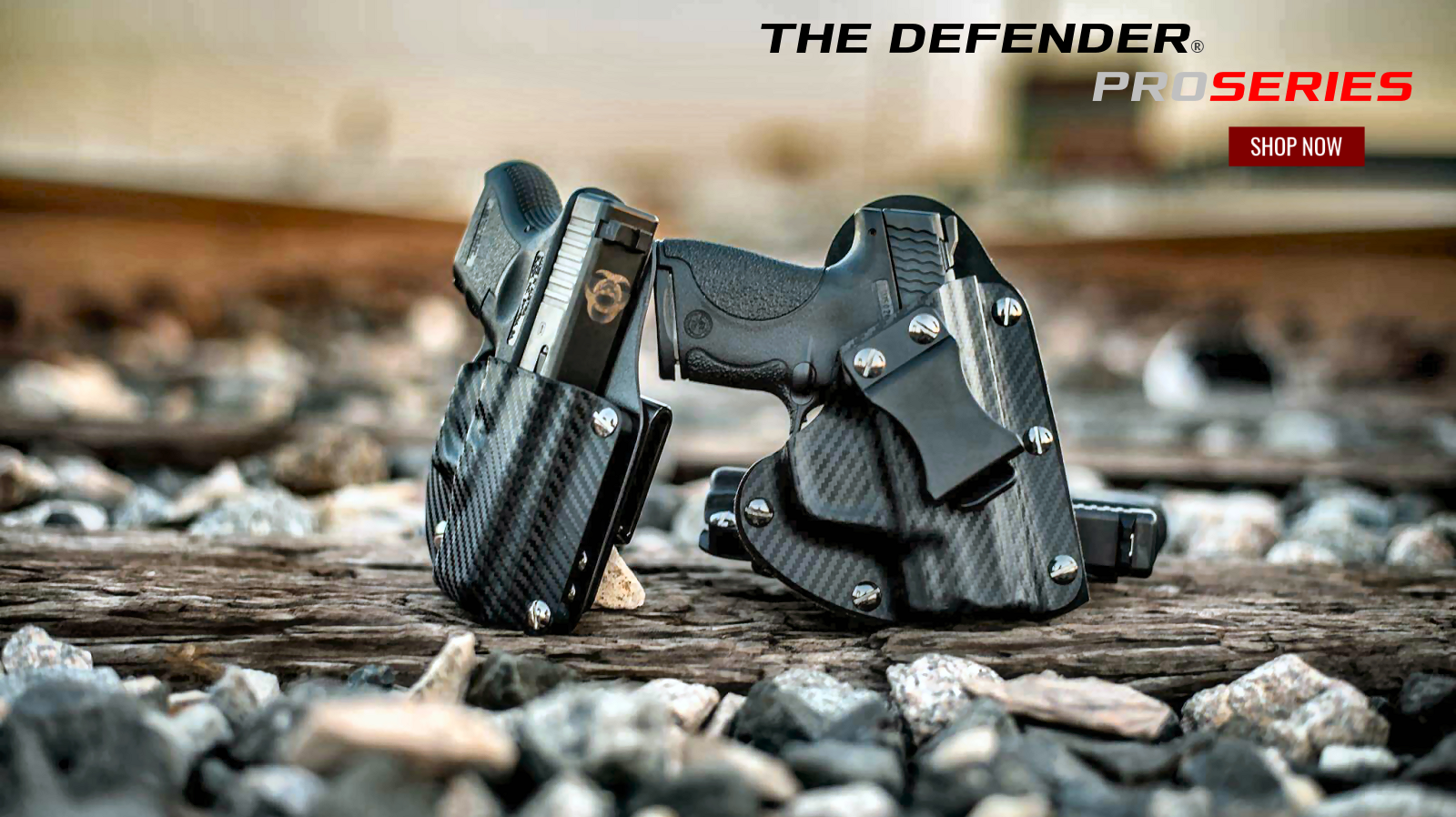 Hybrid Holsters - Designed For Minimalist Every Day Carry